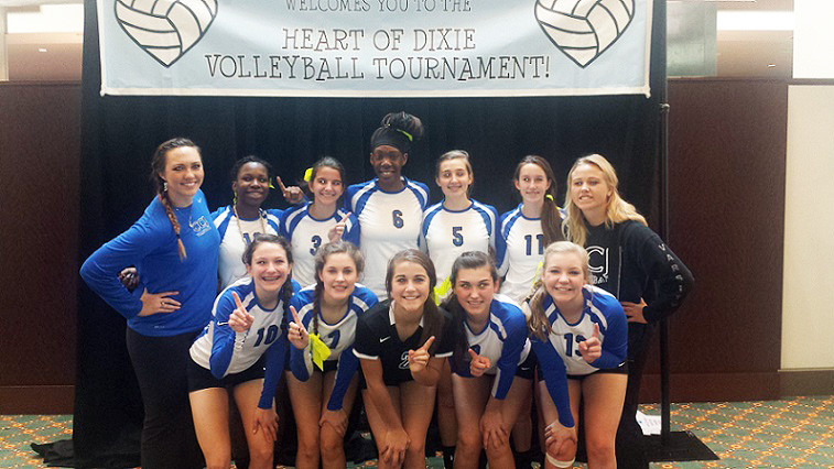 CCJ 15-2 win club division at Heart of Dixie Tournament in Montgomery, AL