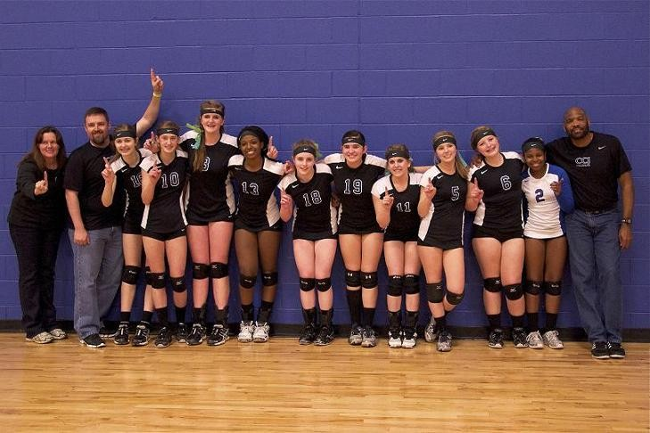 CCJ 15-1 NINJAs go undefeated (12-2) to win the Alliance Tournament in Franklin, TN