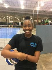 Capital City Juniors Volleyball Club 2019:  #21 Simone Brown