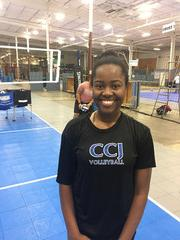 Capital City Juniors Volleyball Club 2019:  #13 Kirsten Boyd