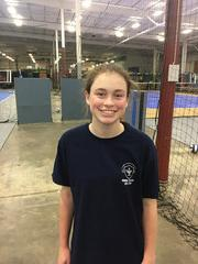 Capital City Juniors Volleyball Club 2019:  #22 Grace Longpre (Grace)